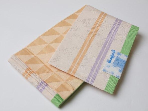 高級ゆかた小袋帯