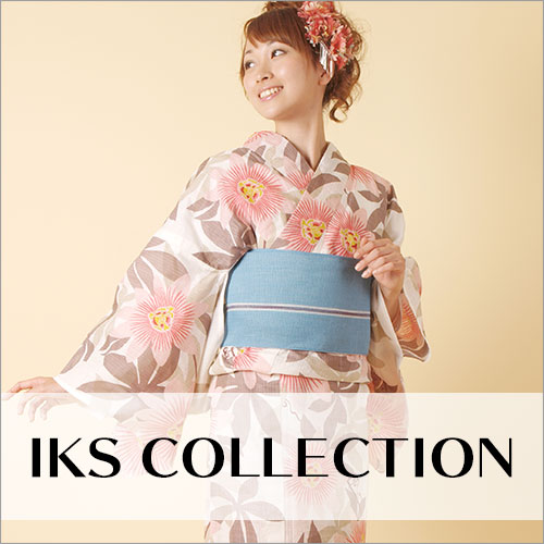 IKS COLLECTION浴衣反物